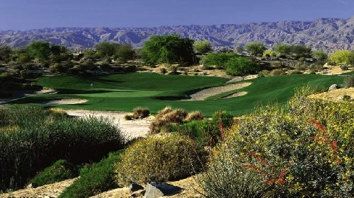 Desert Willow Golf Course in Palm Desert, CA