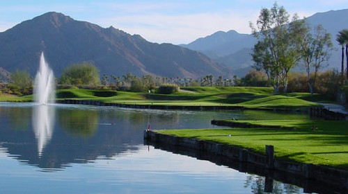 La Quinta Dunes golf course at La Quinta Resort - La Quinta, CA